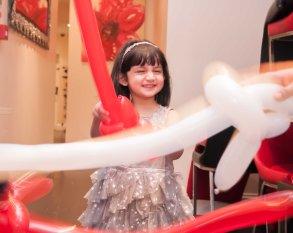 balloon sword fights