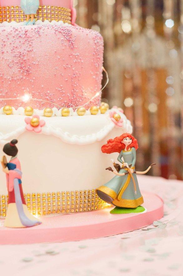 merida birthday cake